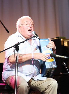 Ted Egan | Iconic Australian folk musician Ted Egan served a… | Flickr
