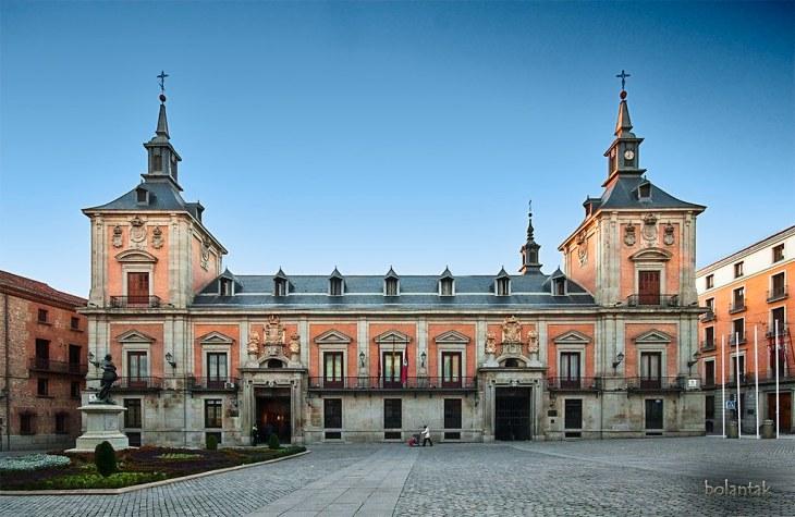 Antiguo ayuntamiento Madrid | Andrés | Flickr
