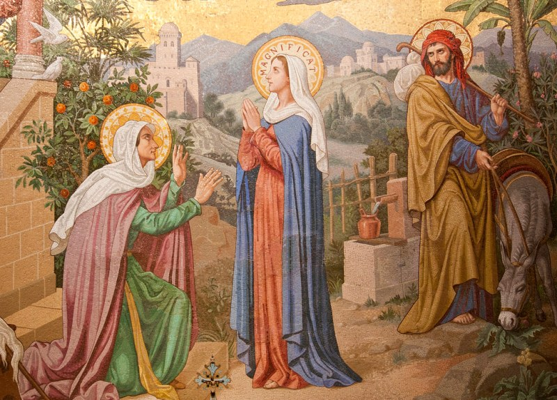 "Magnificat | ""And Mary said: 'My soul proclaims the greatnes… 