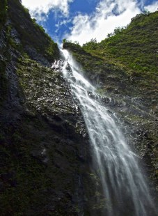 Hanakapi'ai Falls, Hawaii
