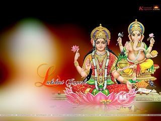 Ganesh Wallpapers Lakshmi Ganesh Images Posters Of Lakshm Flickr