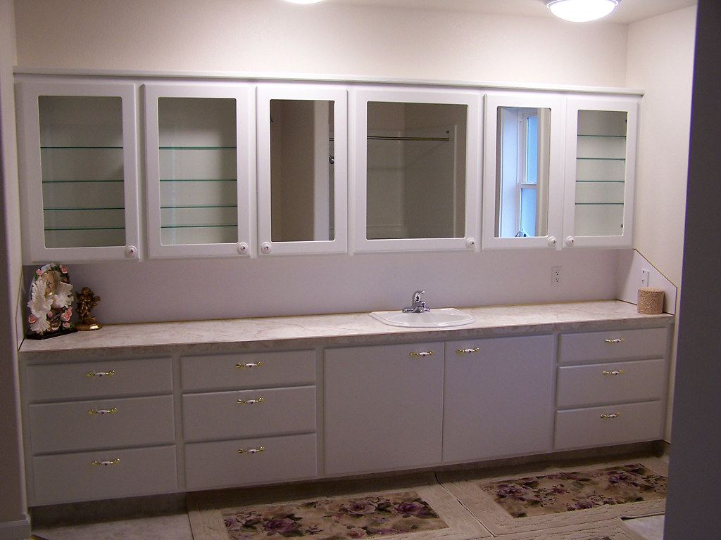 Bathroom Cabinets in Vancouver Washington by Northwood