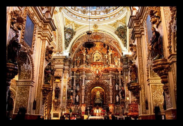 Basilica de Nuestra Señora de las Angustias, Granada | Flickr