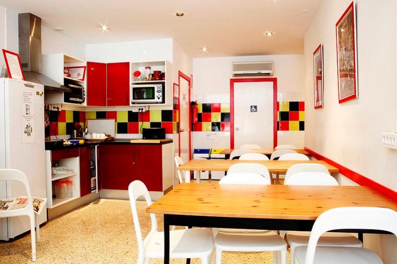 Albareda Youth Hostel - Barcelona