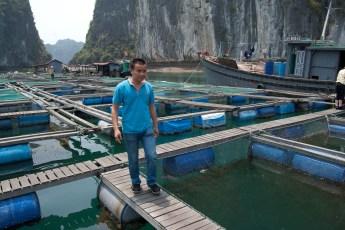 Besuch Pangasius Fischzucht 5