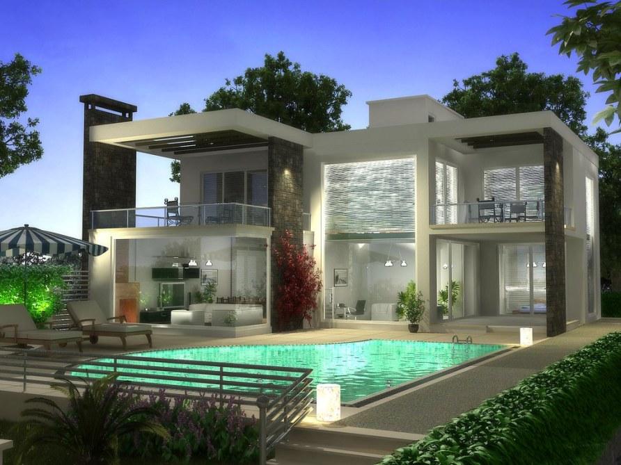 Villa Babylon in Side Turkey