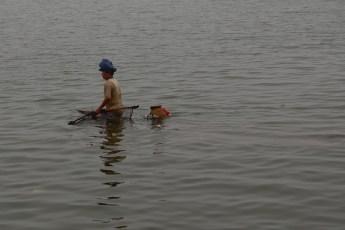 Fisherman in Westlake 1