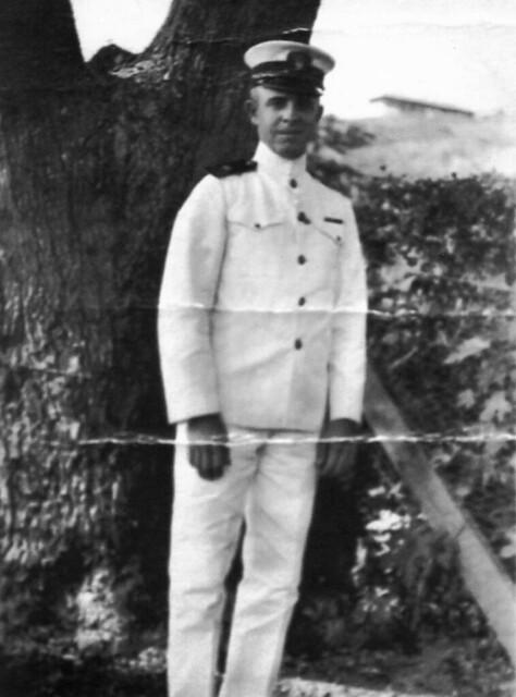 John Charles Posherpry, 1917 Guam