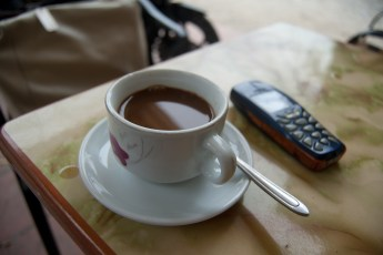 Cafe Sua Nong