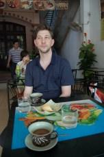 Philipp im Silk Village 4
