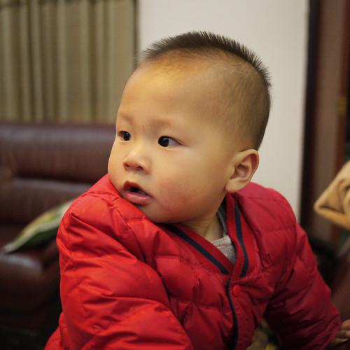 外甥多似舅   Nephew alwayl looks like his Uncle... By Panasonic L…   Flickr