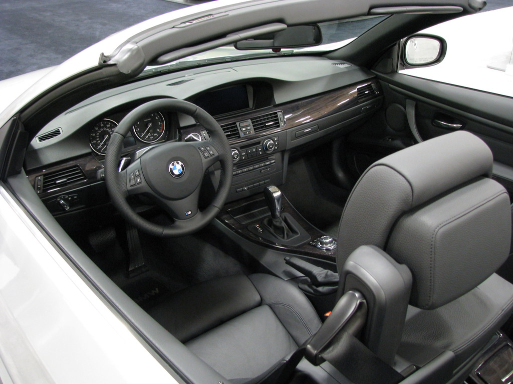 hight resolution of  2011 bmw 328i convertible view of interior by trail trekker