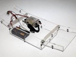 Useless Machine - prototype 2 | More Useless Machine prototy… | Flickr