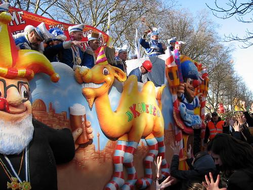 Rosenmontag 28 (Day 5), Karneval 2011, Düsseldorf
