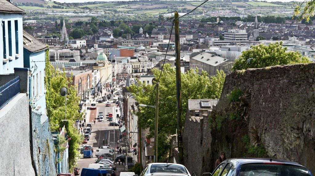 St. Patrick's Hill - Cork