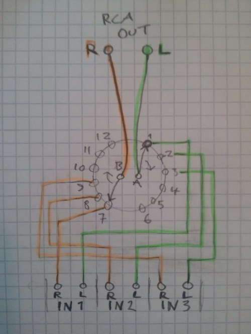 small resolution of  rca switch schematic for mike by wstryder