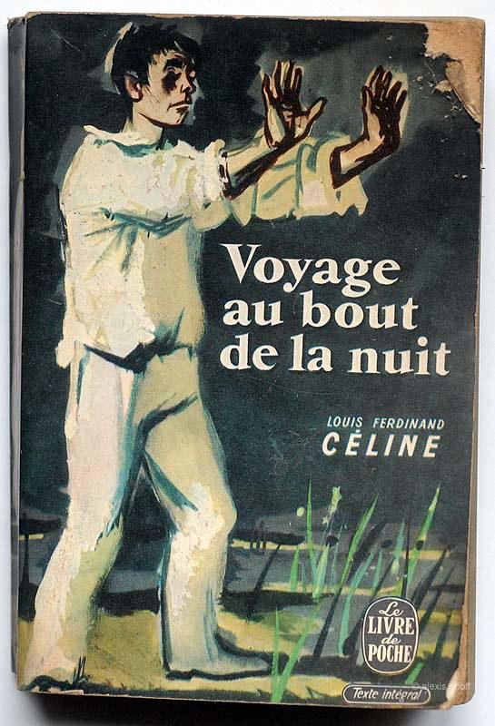 Voyage Au Bout De La Nuit : voyage, Voyage, Nuit,, Louis, Ferdinand, Céline, Flickr