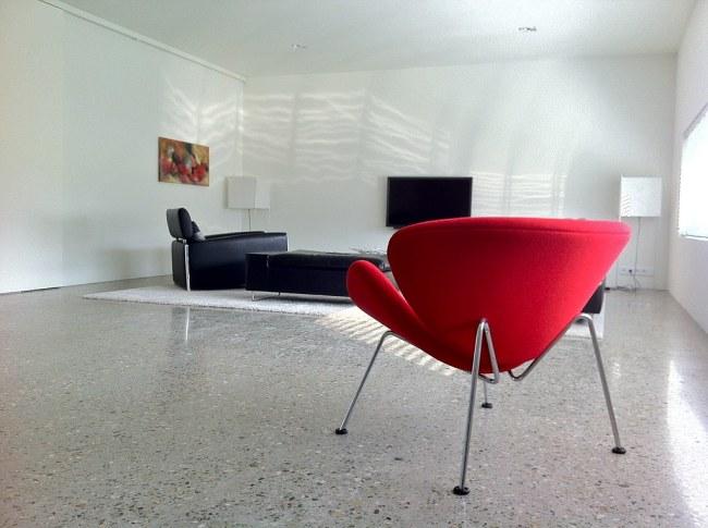 Stunning Minimalist Living Room