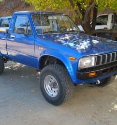 1983 toyota pickup by mjlazok 1983 toyota pickup by mjlazok [ 1024 x 768 Pixel ]