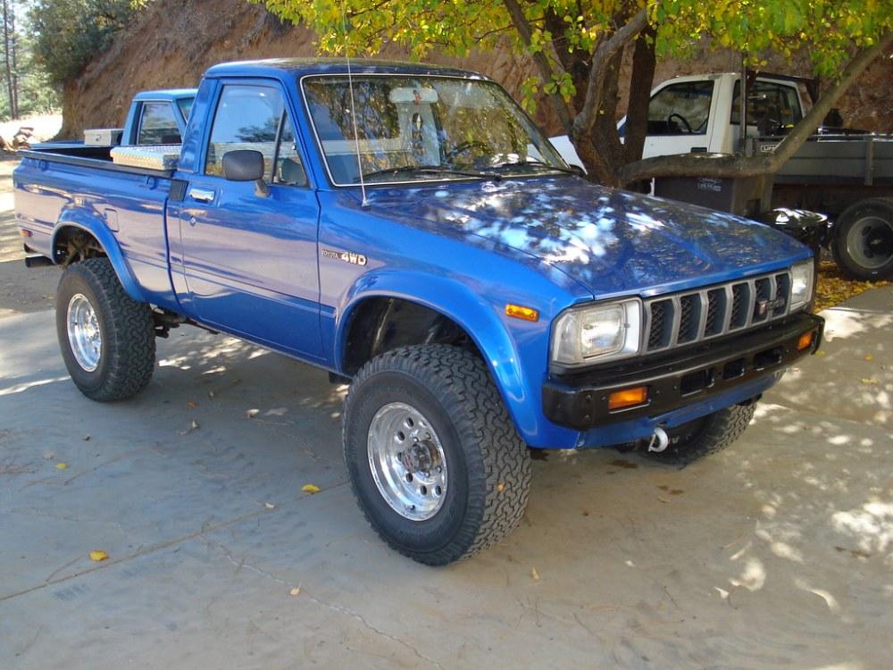 medium resolution of 1983 toyota pickup by mjlazok 1983 toyota pickup by mjlazok