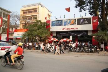Riding Hanoi 22