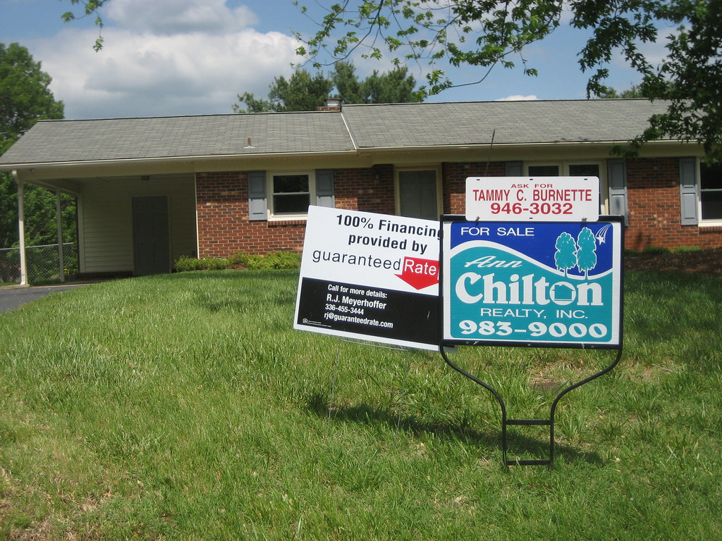 property for sale  A house for sale in North Carolina