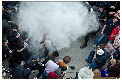 Exploding Bomb Haymarket Riot 125