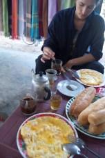 Frühstück im Jun Village