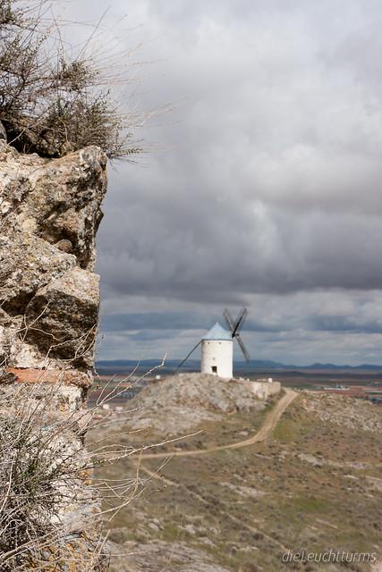 Die Riesen des Don Quijote