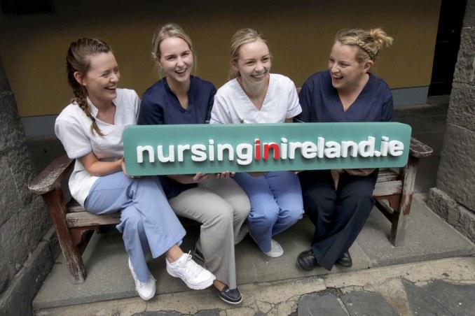 Nursing in Ireland launh