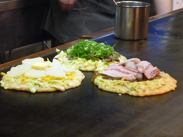 きじ本店(新梅田食堂街) Kiji(Okonomiyaki, Umeda)