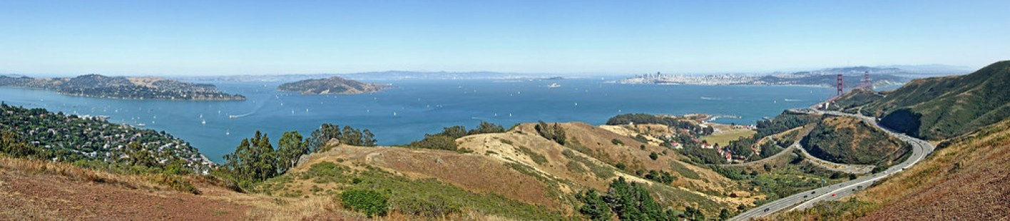 Bay Area Panorama