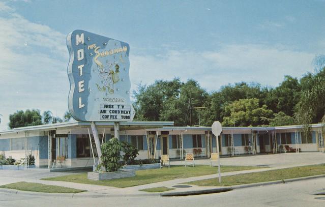 the cardboard america motel