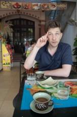 Philipp im Silk Village 5