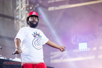 Bas @ Pemberton Music Festival - July 16th 2015
