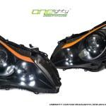 Infiniti G37 Sedan Custom Headlights A Photo On Flickriver