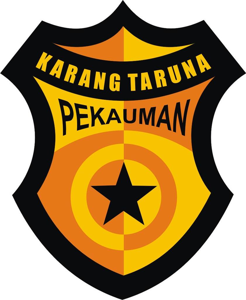Karang Taruna Logo Vector : karang, taruna, vector, Gambar, Karang, Taruna, Keren