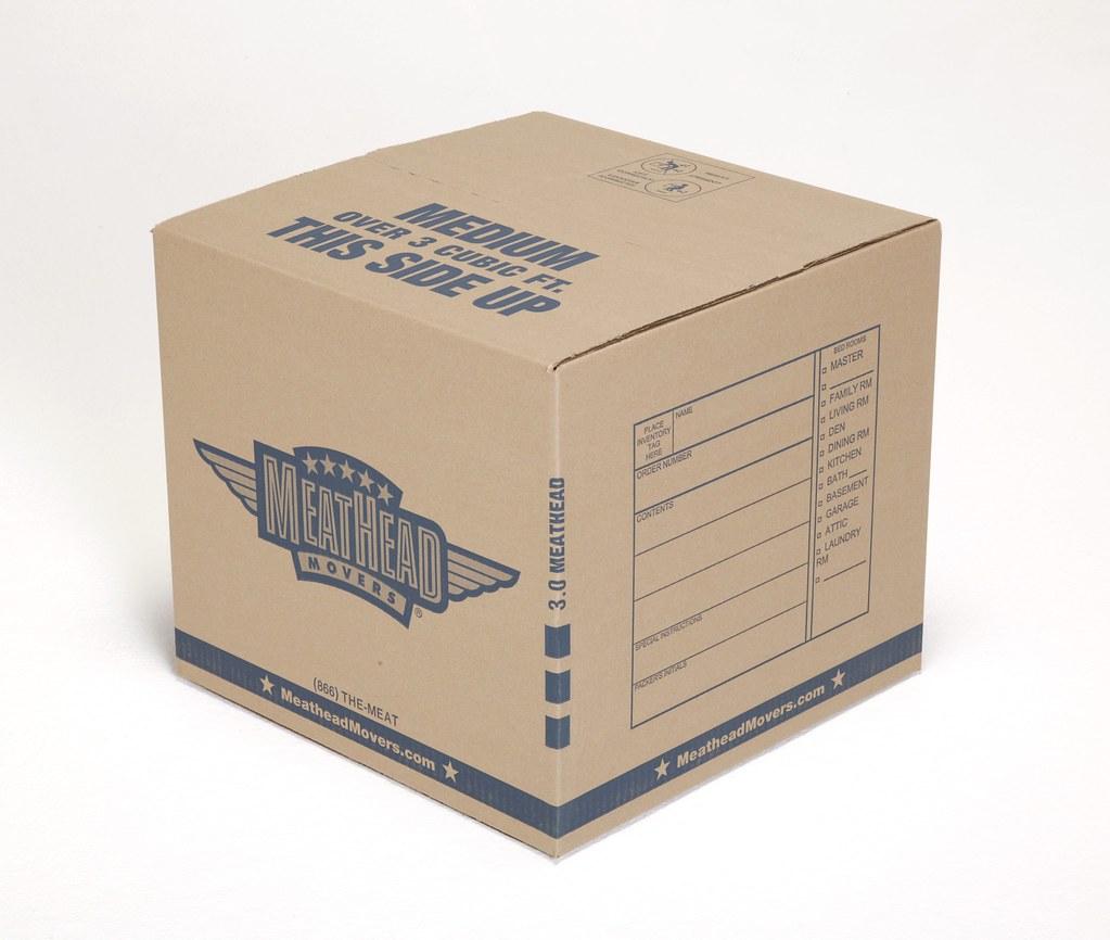medium box closed medium