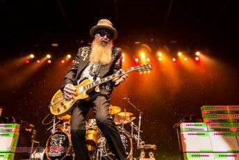 ZZ Top @ Abbotsford Centre - April 7th 2016