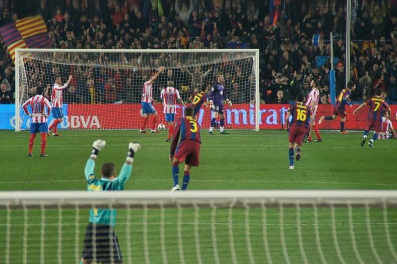 Segundo gol (3/18)