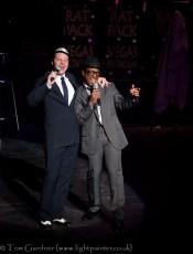 Sinatra and Sammy