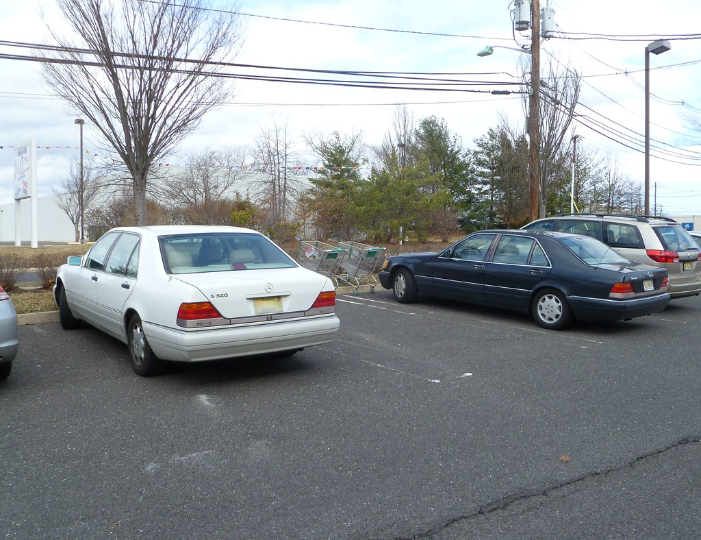 hight resolution of  1996 mercedes benz s320 and 1996 s420 by r36 coach