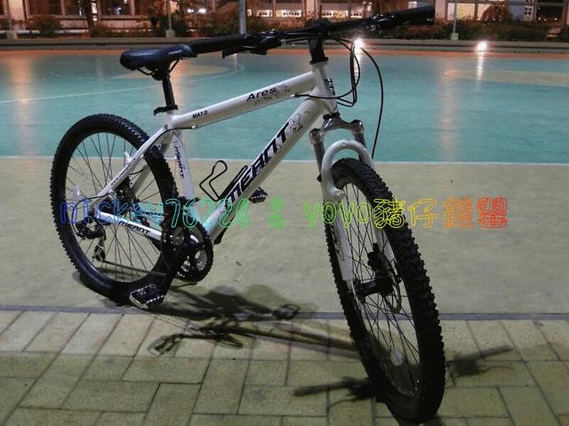全新2011版MEANT 26寸MA7鋁合金車架shimano指撥變速21速雙碟剎前後快拆前避震越野單車爬山單車2 | Flickr