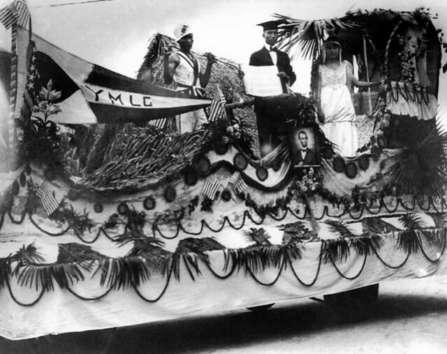Guam Beauty Pagent, 1916