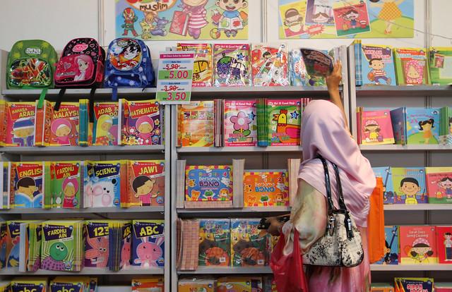 Kuala Lumpur International Book Fair 2011