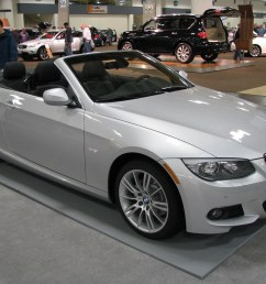 sweet looking in silver the 2011 bmw 328i convertible by trail trekker [ 1024 x 768 Pixel ]