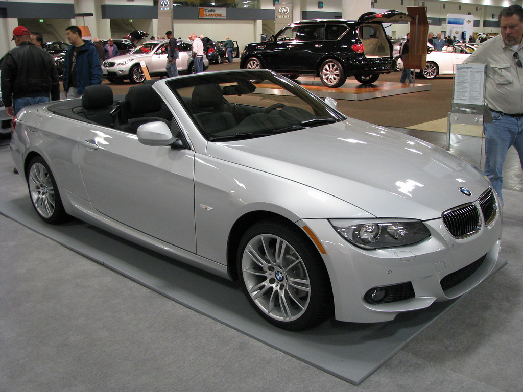 hight resolution of  sweet looking in silver the 2011 bmw 328i convertible by trail trekker