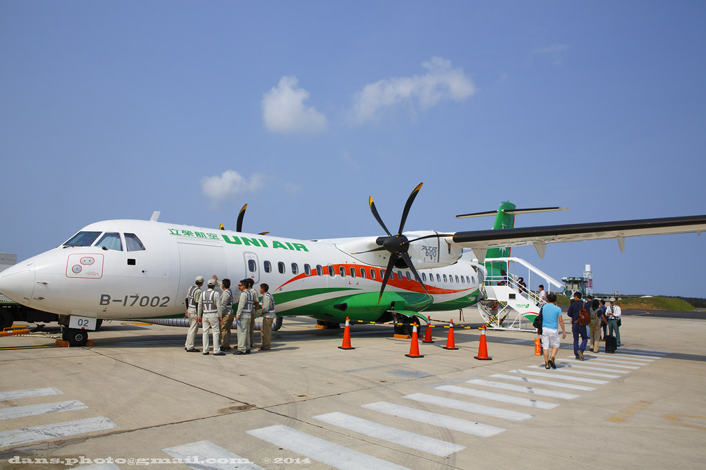 ATR72-600 UNIAIR 立榮航空   The ATR 72-600 is a twin-engine turb…   Flickr