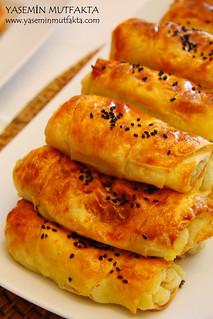 Kiymali Borek : kiymali, borek, Kıymalı, Börek, Yasemin, Flickr