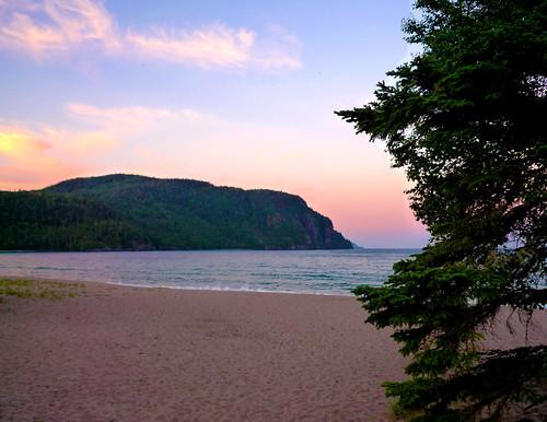 Old Woman Bay - Lake Superior - Ontario